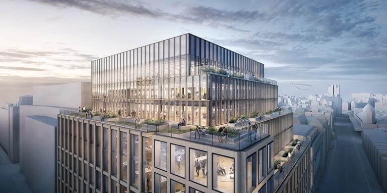 Helical and AshbyCapital buy development site in Farringdon