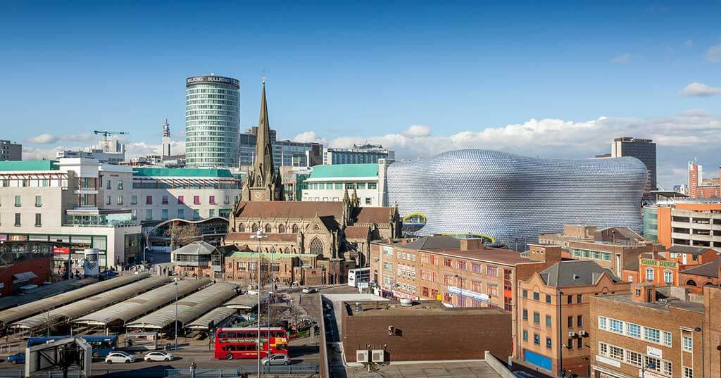 Birmingham buoyed as corporations clamour for space