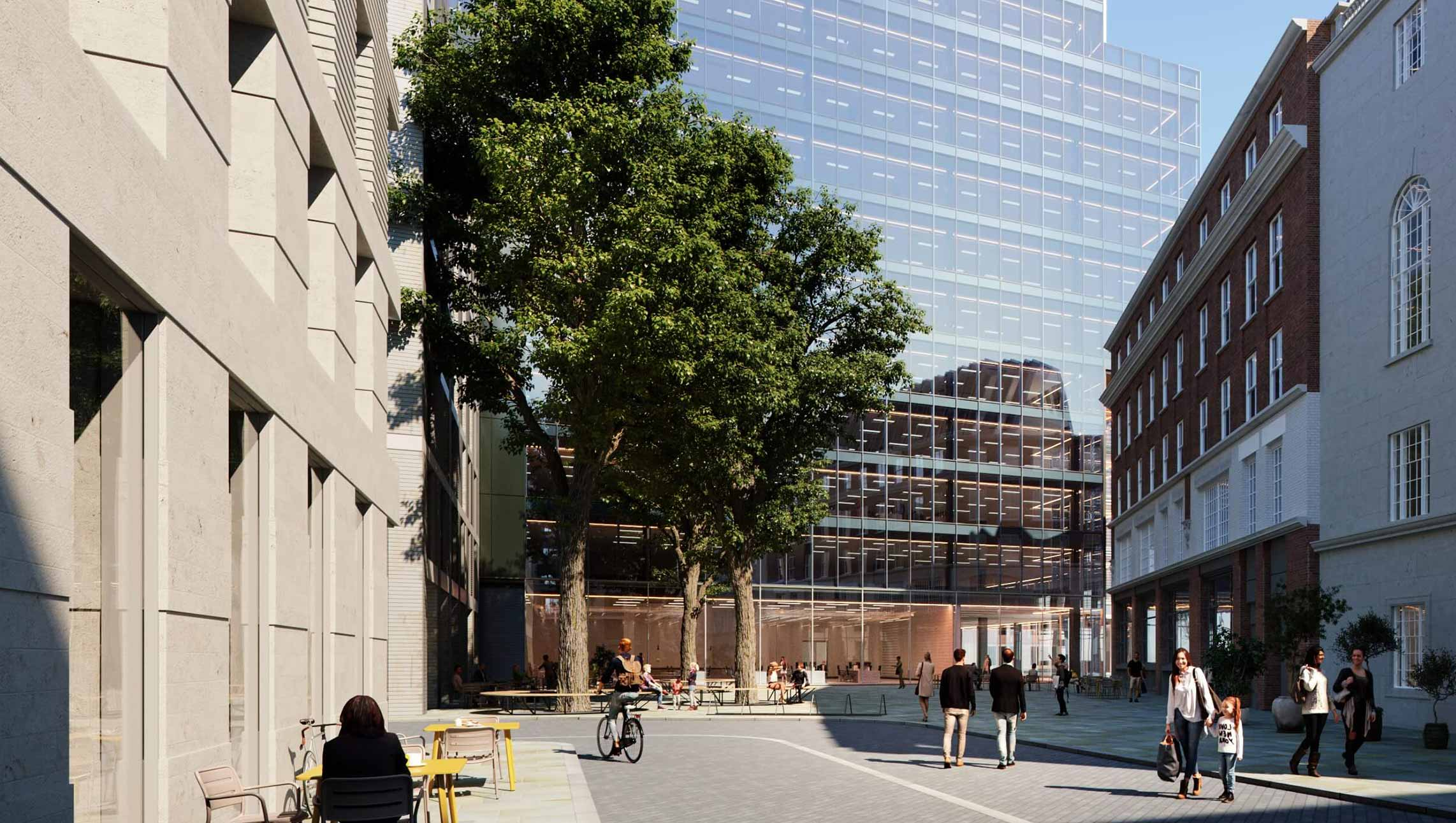 AshbyCapital & Helical secure first pre-let at One Bartholomew