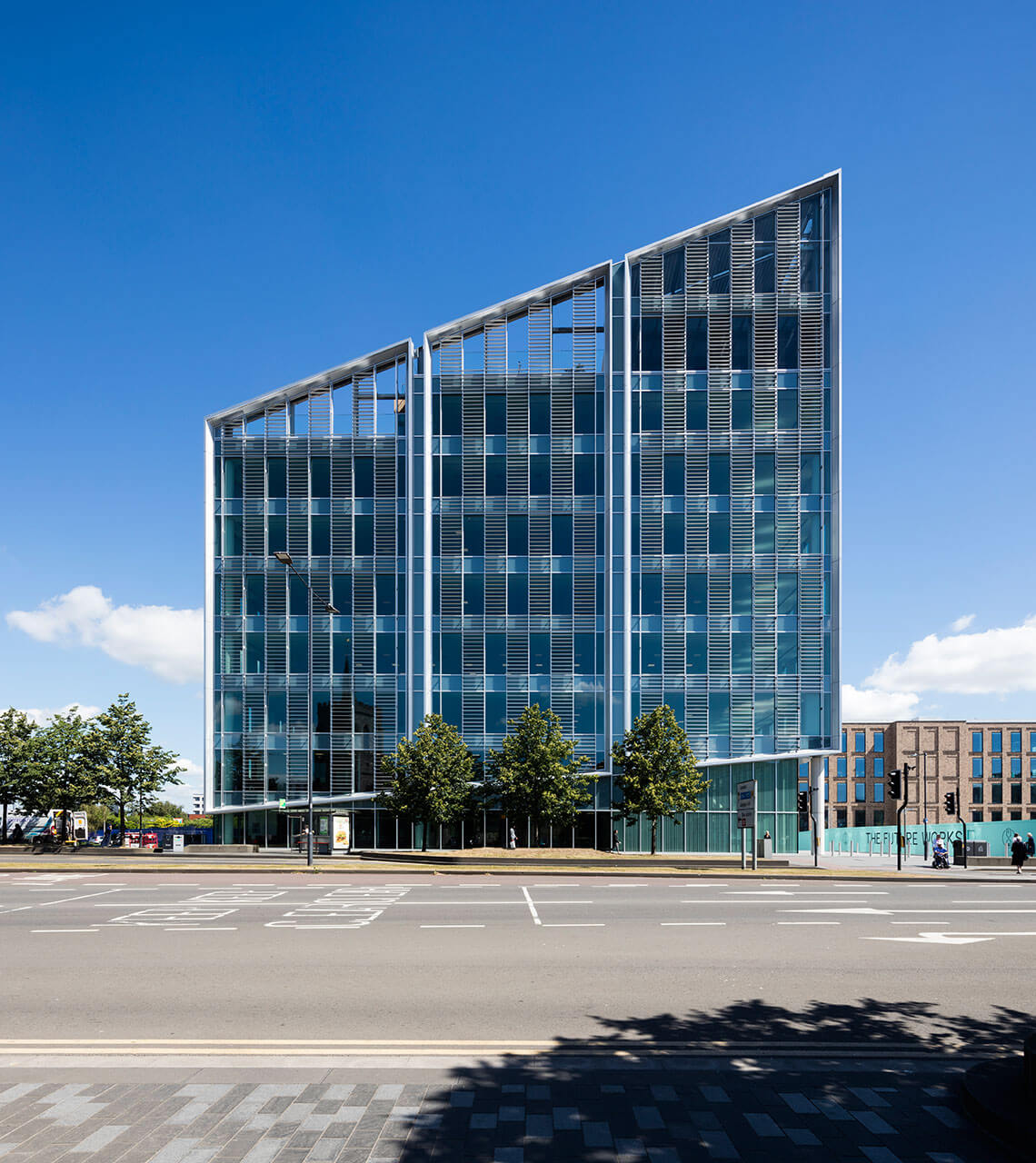 Slough office building recognised at two awards