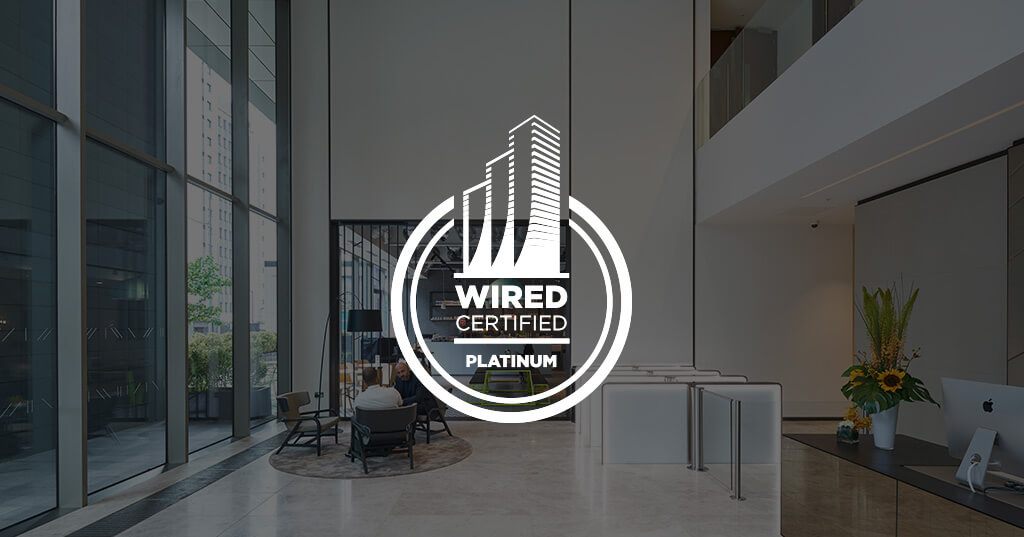 The Colmore Building becomes first in Birmingham to receive a WiredScore Platinum rating